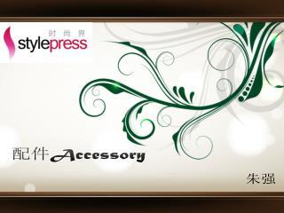 配件 Accessory