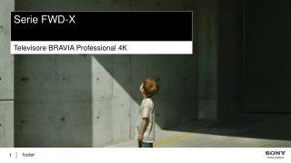 Serie FWD-X
