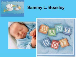 Sammy L. Beasley