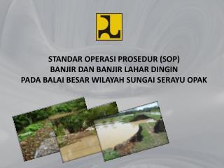 Wilayah Kerja BBWS Serayu Opak