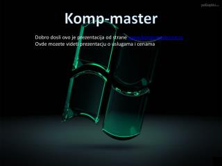 Komp-master