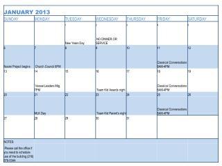 Calendar-web