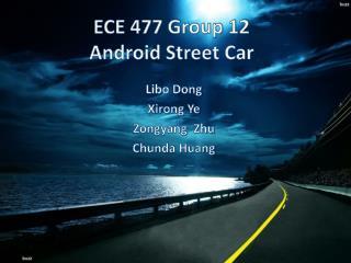 Libo  Dong Xirong  Ye Zongyang   Zhu Chunda  Huang