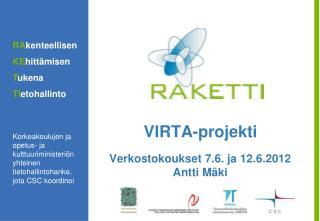 VIRTA-projekti