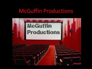 McGuffin Productions