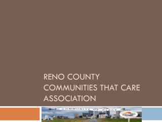 Reno County Communities That Care Association