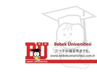 Bebek Üniversitesi