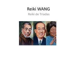 Reiki  WANG