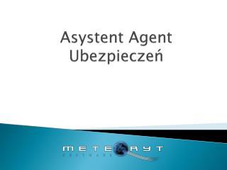 AsystentAgent Ubezpieczeń