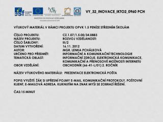 V Y_32_INOVACE_ IKTO2 _ 09 60  PCH