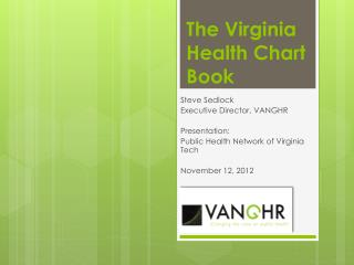 The Virginia Health Chart Book