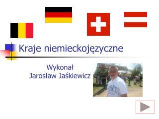 Kraje niemieckojęzyczne