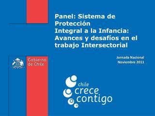 Jornada Nacional  Noviembre 2011