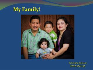 Feliciana Salazar EDTC 6341.60