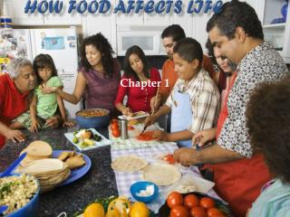 How Food Affects Life