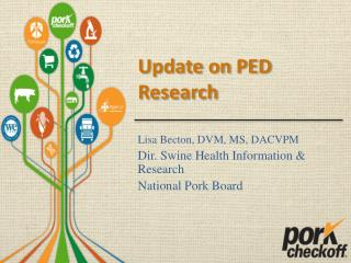 Update on PED Research