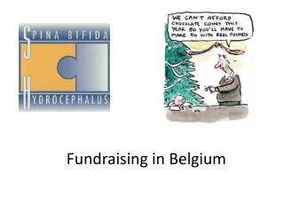 Fundraising in Belgium