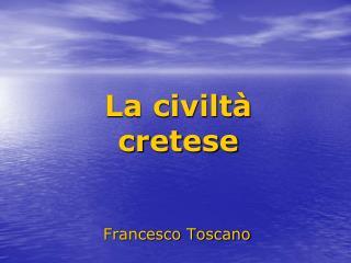 Francesco Toscano