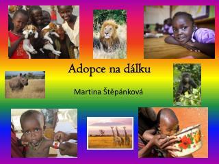Adopce na dálku