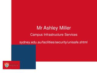 Campus Infrastructure Services