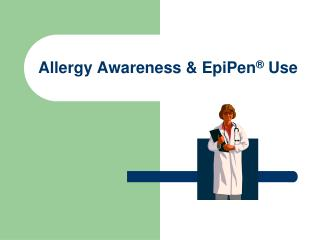 Allergy Awareness  EpiPen