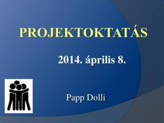 Projektoktat�s