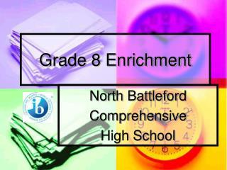 Grade 8 Enrichment