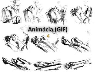 Animácia  (GIF)