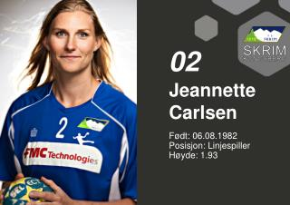 Jeannette Carlsen