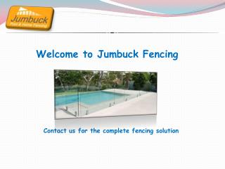 Purchase the best quality aluminum fencing in Sydney with re