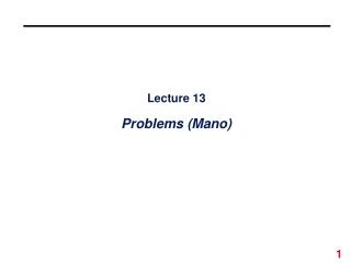 Lecture 2: Map Design