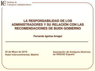 Asociación de Antiguos Alumnos de INSEAD España
