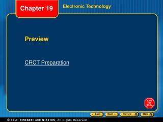 Electronic Technology