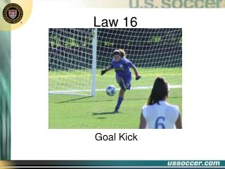 Law 16