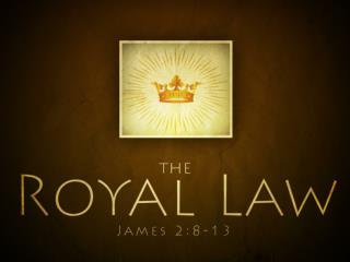 The Royal Law – v 8