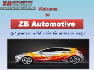 ZB Automotive Car Styling