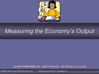 Measuring the Economy's Output