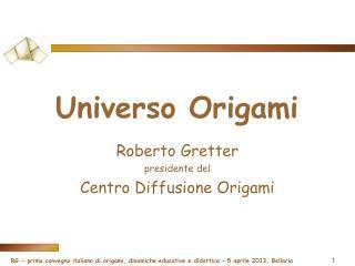 Universo Origami