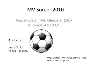 MV Soccer 2010
