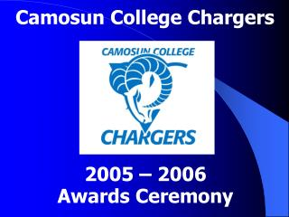Camosun College Chargers