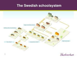 The Swedish schoolsystem