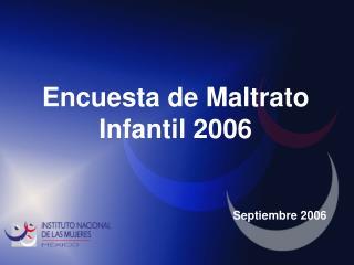 Septiembre 2006