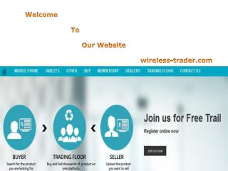 Wireless Wholesale Dealers