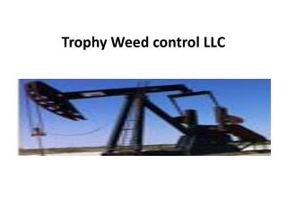 Weed Control, Oil Field Services Odessa TX, weed spraying, T