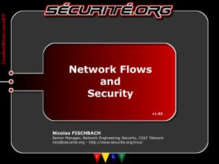 Network Flows and Security 						v1.02