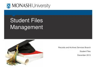 Student  Files  Management