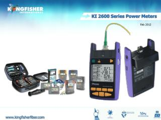 KI 2600 Series Power Meters