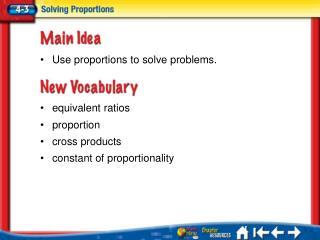 Lesson 3 MI/Vocab