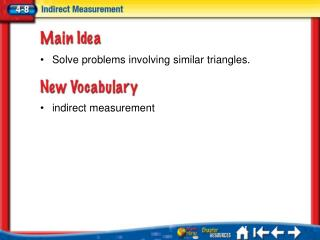 Lesson 8 MI/Vocab