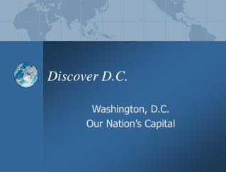Discover D.C.